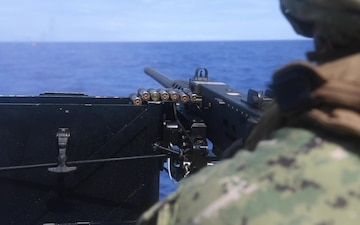 CSG 1 conducts live-fire exercise
