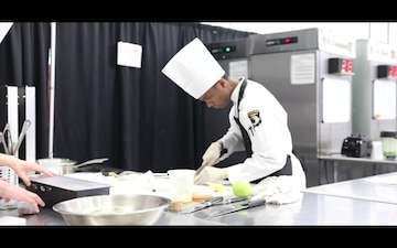 JCTCE Student Chef of the year
