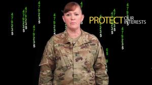 2019 Cyber Warrior Challenge With Brigadier Gen. Nikki Griffin Olive
