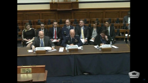 Military Officials Testify on Space Programs