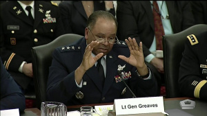 Defense Officials Testify on Missile Defense Programs