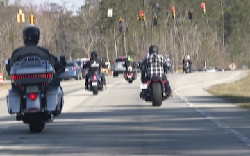 H&HS Motorcycle Club Mentorship Program Ride