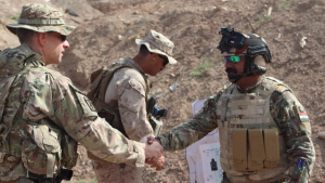 Iraq-Coaltion Partnership