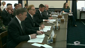 DOD, Service Officials Testify on Military Housing Programs