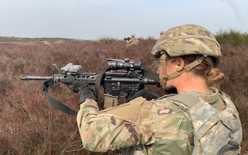 Combined Arms Live-Fire Exercise