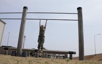 MAG 12 conducts obstacle course race, part of 1st MAW's annual warrior games