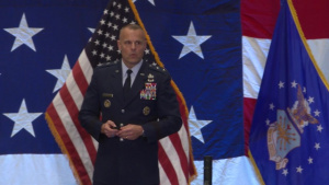 AFCWWTS 2019 - Maj Gen Bradley Spacy