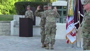 Army Reserve Medical Command Change of Command held March 31, 2019