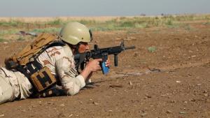 Iraqi Live Fire