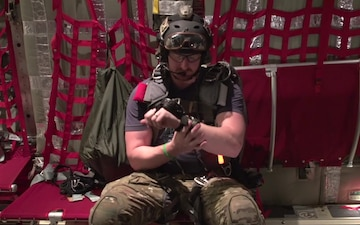 Precision Jumpmaster Training with the 212th Rescue Squadron