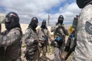 Combat Readiness Creates Camaraderie
