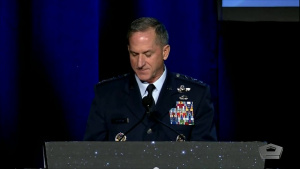 Top Air Force Officer Speaks at 35th Space Symposium