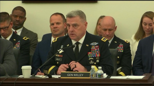 Top Army Leaders Brief House Subcommittee on Fiscal Year 2020 Budget Request