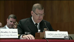 Top National Guard and Reserve Leaders Testify on Budget Request