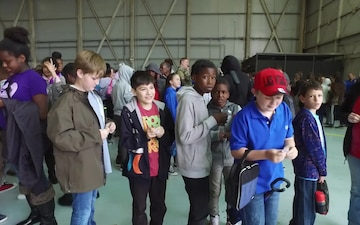 McEntire JNGB Hosts STEM Day Education Experiences for SC Youth