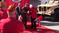 2019 Marine South Military Expo Opening Ceremony