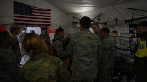 86th Medical Group Airmen Provide Patient Care During Vigorous Warrior 19