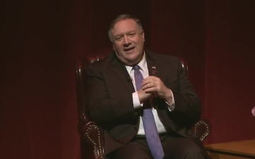 Secretary Pompeo Delivers Remarks at Texas A&M University as Part of the Wiley Lecture Series