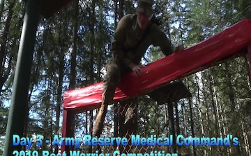 Day Three of Best Warrior Competition 2019 - Army Reserve Medical Command