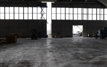 155th Air Refueling Wing Hangar Construction