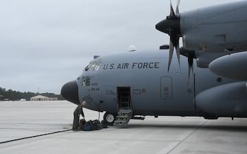164 Airlift Squadron Paratrooper and Heavy Drop Training