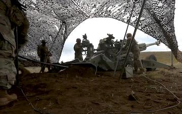 Operation Lightning Strike DIVARTY (B-roll)