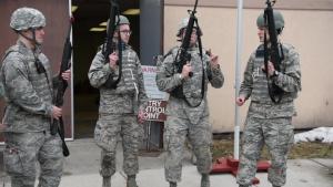 2019 DET 610 AFROTC Mock Deployment Exercise