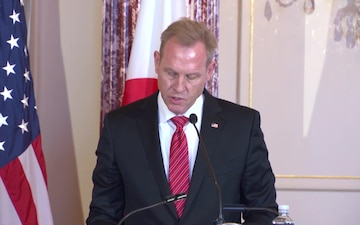 Secretary of State Pompeo and Acting Secretary of Defense Shanahan co-host the U.S.-Japan 2+2 Ministerial
