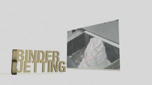 3D MEDICAL APPLICATIONS CENTER: Binder Jetting