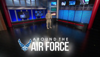 Around the Air Force: Science & Technology / Space Symposium / F-35A Deploys