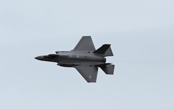 2019 Wings Over Wayne Airshow Promo (F-35 Demo Team)