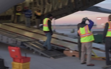 GPSIII loading at Buckley AFB, CO (part 2)