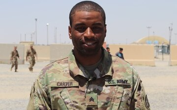 Sgt. Valdis Carter