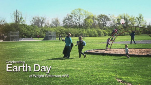 Earth Day Litter Clean Up at Osborn Park