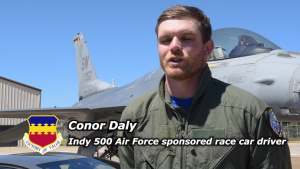 Conor Daly and Townsend Bell Moral Flight
