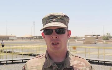 Mother's Day Shoutout: Sgt. Troy Melton