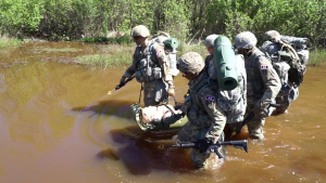 Operation Dragon Medic Strong pushes Soldiers to the max (Social Media)