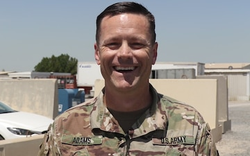 St. Paul Saints Shoutout: MAJ David Adams