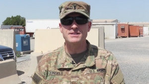 Mother's Day Shoutout: 1LT Eric Jungels