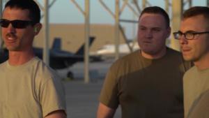 U.S. Air Force prepares F-35A Lightning IIs for flight