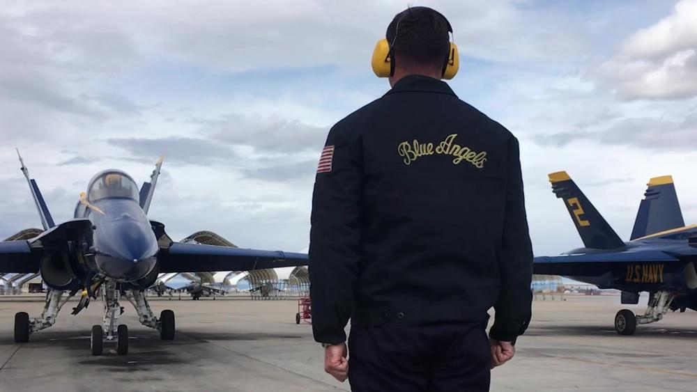 Blue Angels Celebrate 73 Years