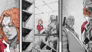 Soldier Wrote Hit Comicbook