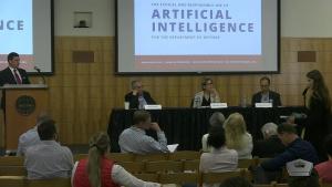 Defense Innovation Board Holds Listening Session