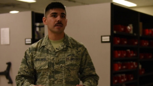 39th Medical logistics supplies the mission