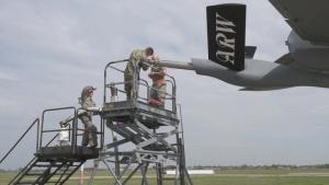 Aircraft generation 351st ARS