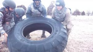 F.E. Warren Warrior Ethos Challenge