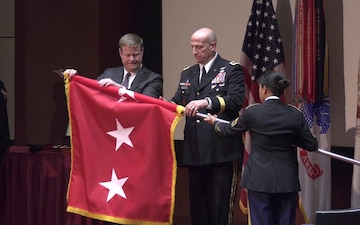 Under Secretary of the U.S. Army promotes new director