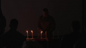 Osan hosts Holocaust Remembrance Ceremony