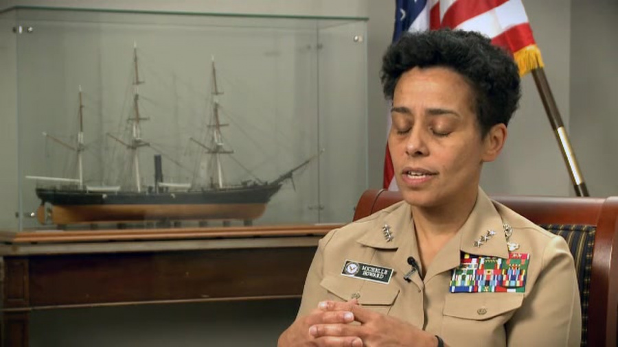 Interview with Vadm Howard