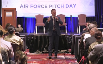 AF Pitch Day Presentation - David Shahady
